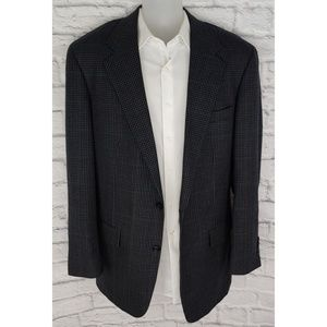 Brooks Brothers Blazer, 100% Wool, Size 43L